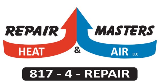 Repair Masters Heat and Air LLC logo
